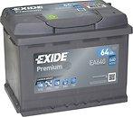 Фото Exide Premium 64 Ah (EA640)