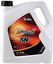 Фото S-Oil Dragon SN 10W-30 4 л