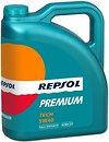 Фото Repsol Premium Tech 5W-40 4 л