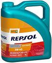Фото Repsol Auto GAS 5W-40 4 л