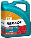 Фото Repsol Elite Neo 5W-20 4 л