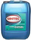 Фото Sintec TRUCK Turbo Diesel SAE 10W-40 API CF-4/CF/SJ 20 л