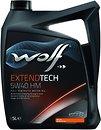 Фото Wolf Extendtech 5W-40 HM 5 л