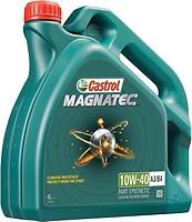 Castrol Magnatec 10W-40 A3/B4 4 л
