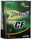 Фото S-Oil Dragon CF-4/SG 5W-30 4 л