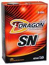 Фото S-Oil Dragon SN 10W-40 4 л