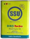 Фото S-Oil SSU DXO Turbo CI-4/CH-4 15W-40 4 л