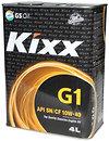 Фото Kixx G1 10W-40 SN/CF 4 л