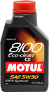 Фото Motul 8100 Eco-clean C2 5W-30 2 л (841521)