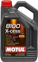 Motul 8100 X-cess 5W-40 5 л (368206)