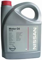 Nissan Motor Oil (KE900-90042) 5W-40 5 л