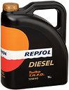 Фото Repsol Diesel Turbo THPD 10W-40 5 л