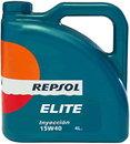 Фото Repsol Elite Inyeccion 15W-40 4 л