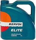Фото Repsol Elite Multivalvulas 10W-40 4 л