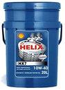 Фото Shell Helix HX7 10W-40 20 л