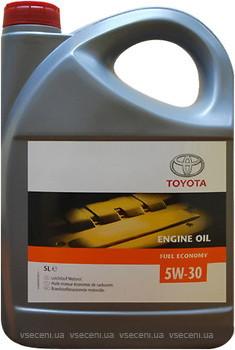 Фото Toyota Fuel Economy 5W-30 5 л