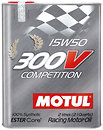 Фото Motul 300V Competition 15W-50 2 л (825702)
