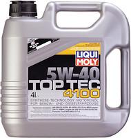 Liqui Moly TOP TEC 4100 5W-40 4 л