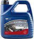 Фото VAT SynTech 10W-40 4 л (50029)