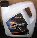 Фото S-Oil Dragon Gear HD 85W-140 4 л