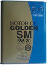Фото Mazda Golden SM 5W-20 (K004-W0-511J) 4 л