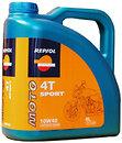 Фото Repsol Moto Sport 4T 10W-40 4 л