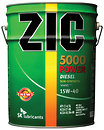 Фото ZIC 5000 POWER 15W-40 20 л