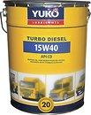 Фото Yukoil Turbo Diesel 15W-40 20 л