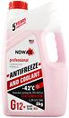 Фото Nowax Antifreeze G12+ Red 5кг (NX05001)