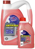 ВАМП Antifreeze (красный) 5л