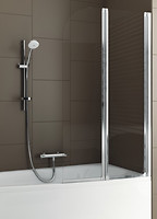 Aquaform Modern 2 Matt chrome clear (170-06963)