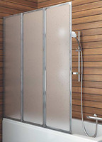 Фото Aquaform Standard 3 Matt chrome glass (170-04000)