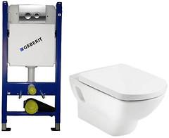 Gala Smart G7259501 + Geberit Duofix 458.161.21.1