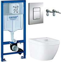 Grohe Euro Ceramic 39206000 + Grohe Rapid SL 38772001