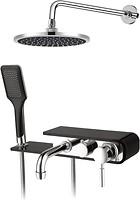 Фото Q-tap Shower Panel 1111 BLA