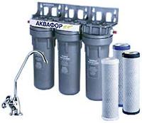 Аквафор Трио для жесткой воды (03-04-07)
