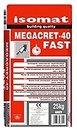 Фото Isomat Megacret 40 Fast 25 кг