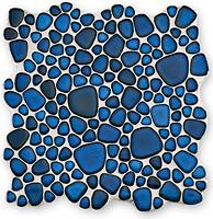 Фото Baerwolf мозаика Ceramic Mosaic Kiesel-80 30x30