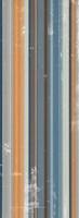 Dual Gres плитка настенная Aloma Gris 22.5x60