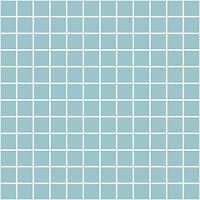 Фото Kerama Marazzi плитка мозаичная Темари бирюза матовая 29.8x29.8 (20070)