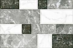Inter Cerama плитка настенная GRANI серая 23x35