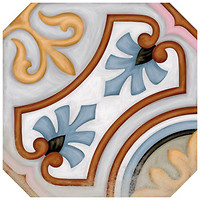 Vives грес (керамогранит) Vodevil Octogono Diglas Multicolor 20x20