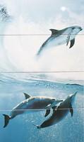 Cerrol декор-панно Dolfin Komplet 4 Centro 60x100 (комплект 4 шт)