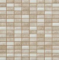 TAU Ceramica мозаика Mayfair Tesela Beige 35x35