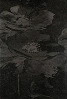 TAU Ceramica декор Fiber Amapola Negro 31.6x45