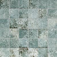 Фото LA Fabbrica грес (керамогранит) мозаика Imago Su Rete 5x5 Glaucus Lapp Rett 30x30 (9123)