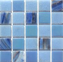 Colibri Mosaic мозаика стеклянная Artica Микс 36 32.7x32.7