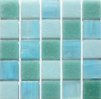 Colibri Mosaic мозаика стеклянная Artica Микс 54 32.7x32.7