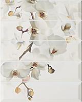 Equipe Ceramicas декор-панно Metro Paradise Blanco 30x37.5 (комплект 5 шт)
