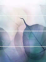 Opoczno декор-панно ВИВИД КОЛОРС (VIVID COLOURS) Композиция 75x100 (комплект 4 шт)